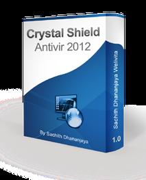 CrystalShield Antivirus 2012 1.0.0.0 برنامج